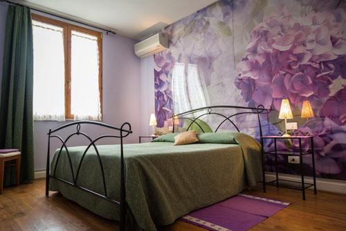 Camere e alloggi dell 39 agriturismo viticcio dei ronchi verona for Planimetrie della camera da letto della suite matrimoniale